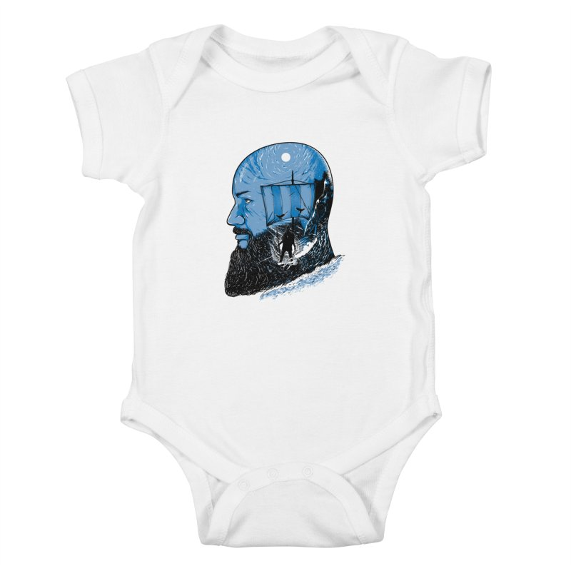 Ragnar Kids Baby Bodysuit by samuelrd's Shop