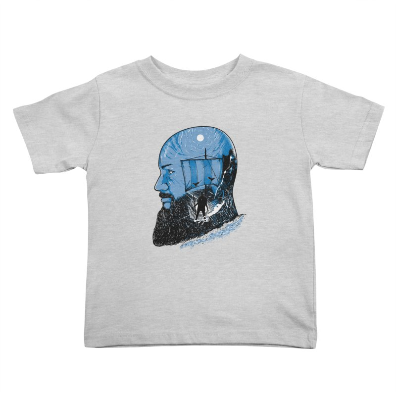 Ragnar Kids Toddler T-Shirt by samuelrd's Shop