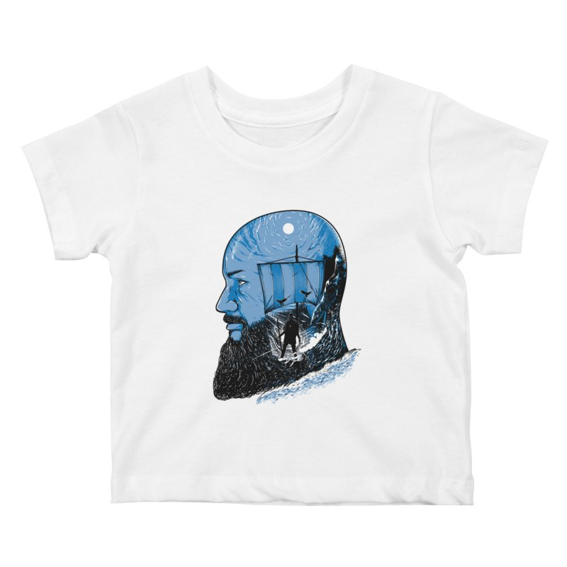 Ragnar Kids Baby T-Shirt by samuelrd's Shop