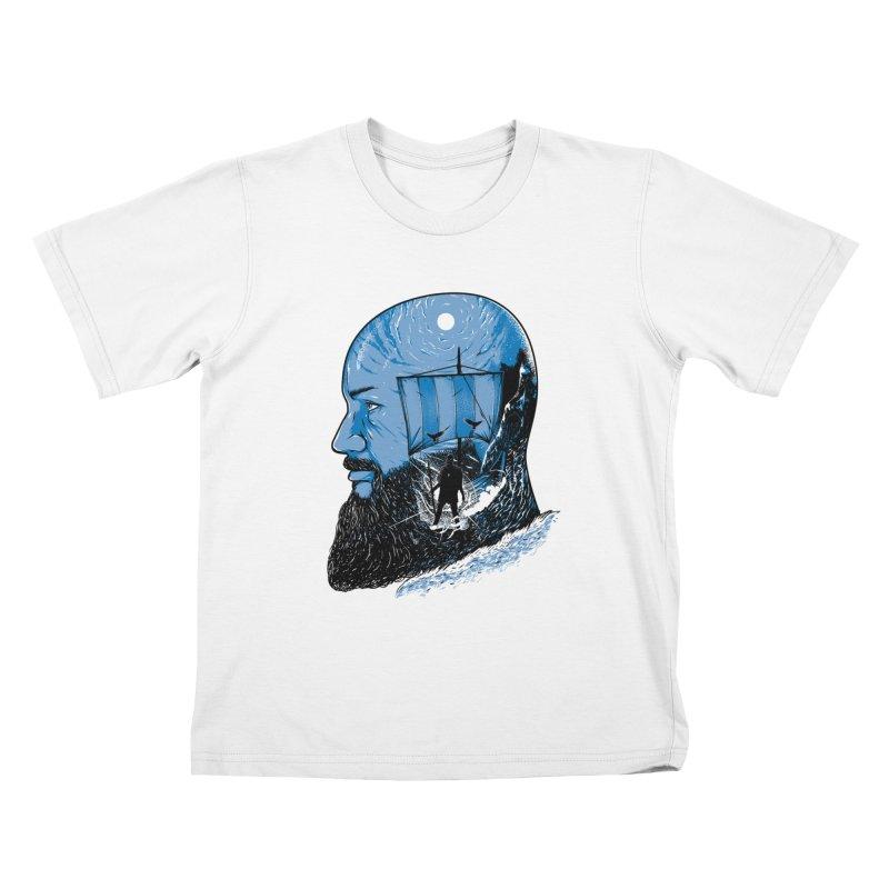 Ragnar Kids T-Shirt by samuelrd's Shop