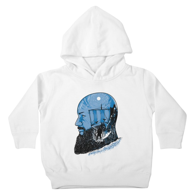 Ragnar Kids Toddler Pullover Hoody by samuelrd's Shop