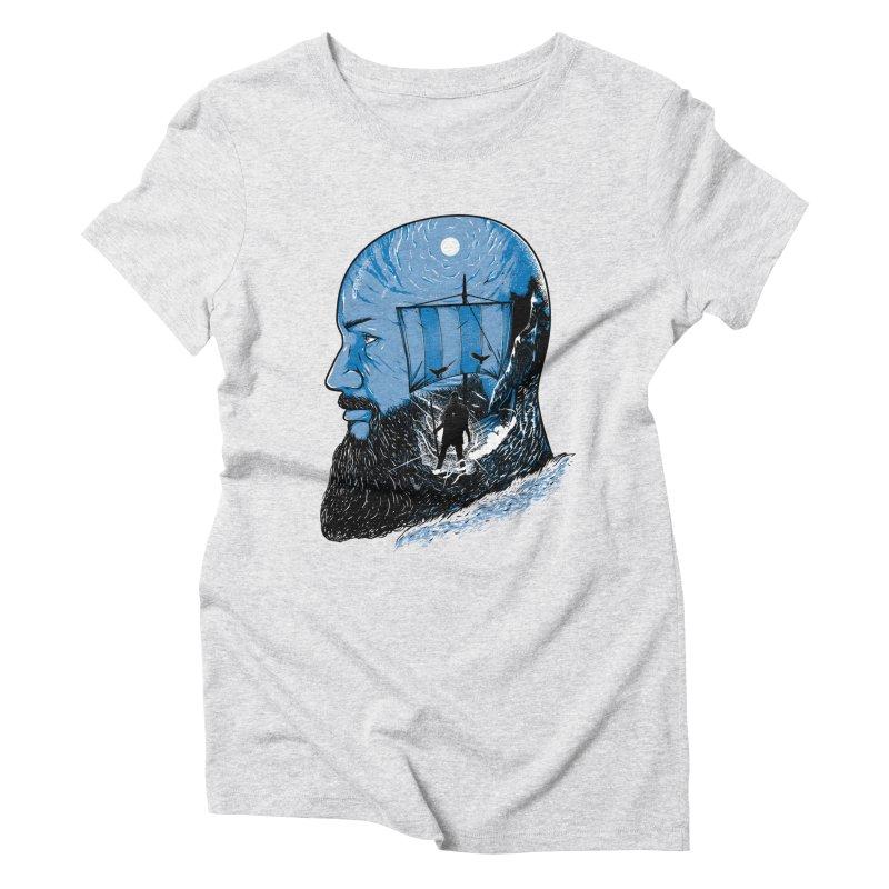 Ragnar Women's Triblend T-Shirt by samuelrd's Shop