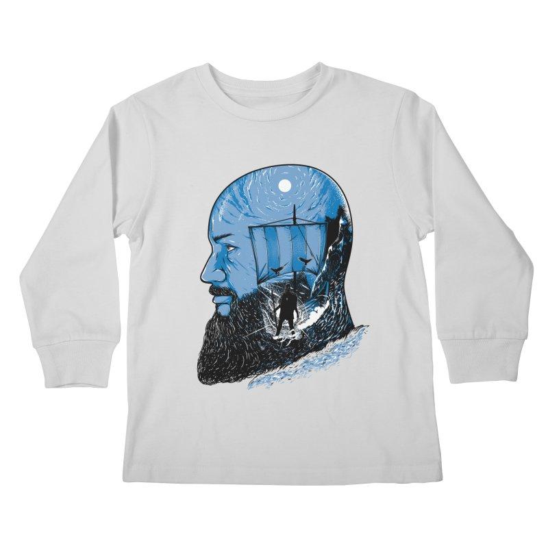 Ragnar Kids Longsleeve T-Shirt by samuelrd's Shop
