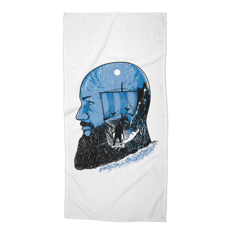 Ragnar Accessories Beach Towel by samuelrd's Shop