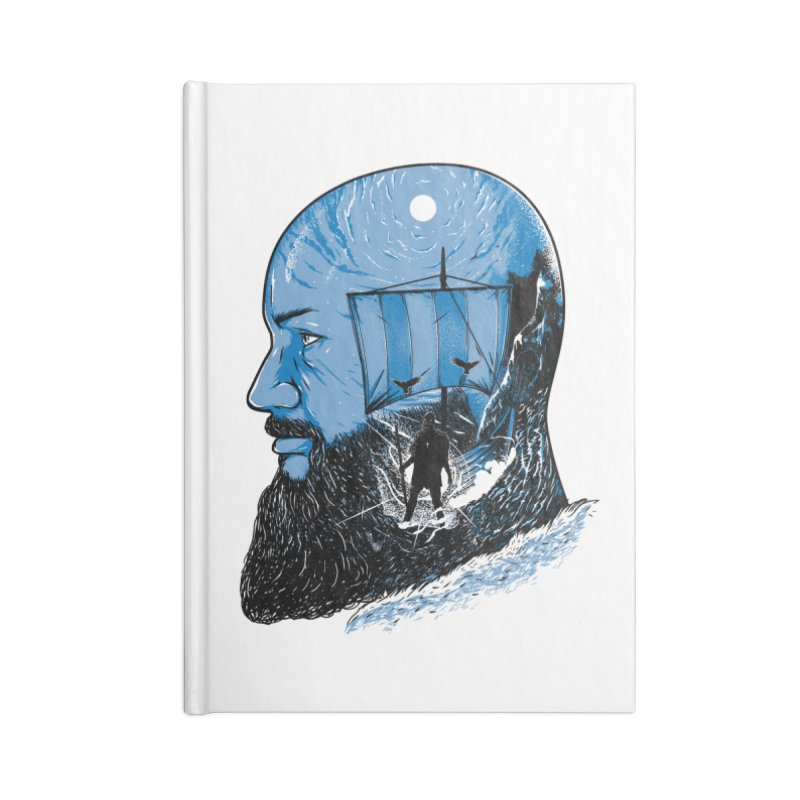 Ragnar Accessories Notebook by samuelrd's Shop