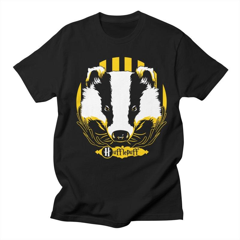 Hufflepuff Women's Unisex T-Shirt by samuelrd's Shop