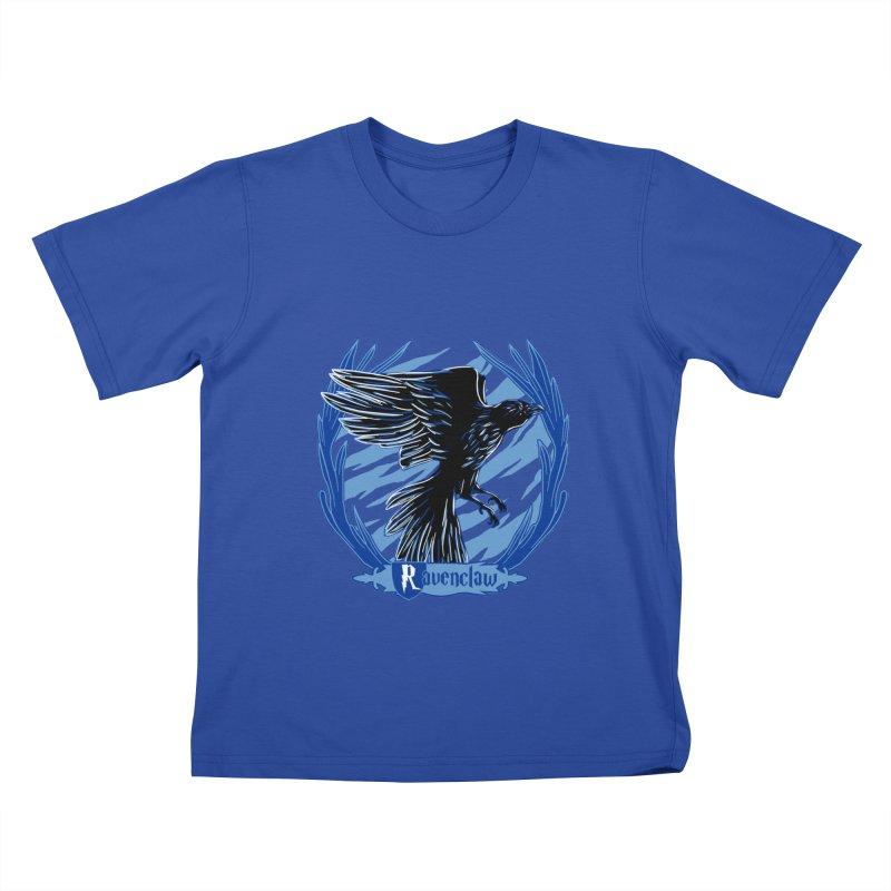 xRavenclawx Kids T-Shirt by samuelrd's Shop
