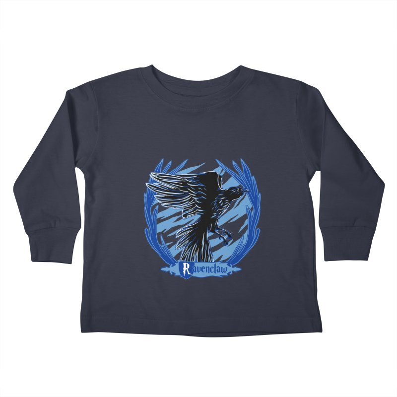 xRavenclawx Kids Toddler Longsleeve T-Shirt by samuelrd's Shop