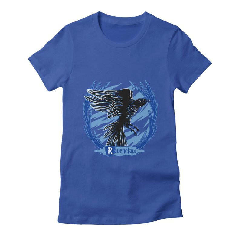 xRavenclawx Women's Fitted T-Shirt by samuelrd's Shop