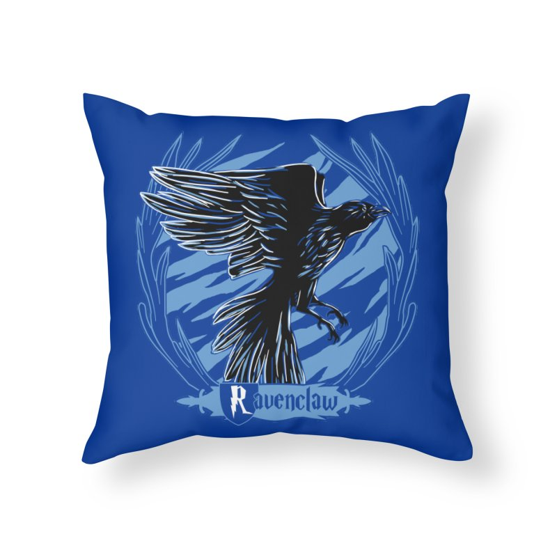 xRavenclawx Home Throw Pillow by samuelrd's Shop