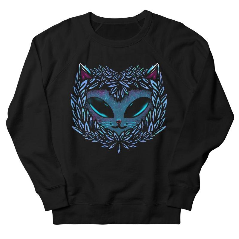 AlienCat Men's Sweatshirt by samuelrd's Shop