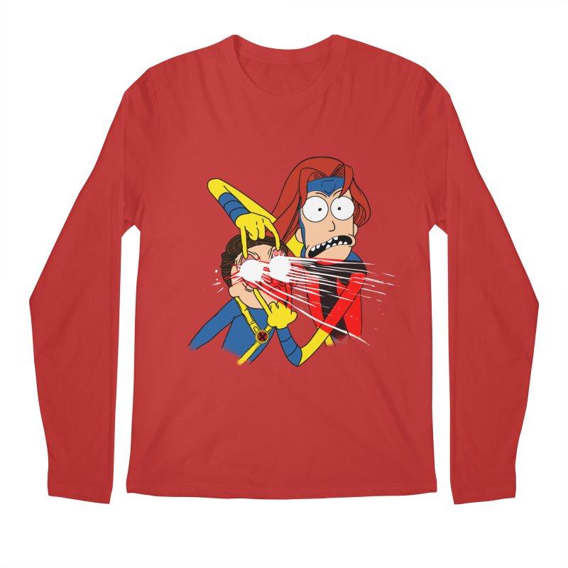 SCOOOOTT Men's Longsleeve T-Shirt by samuelrd's Shop