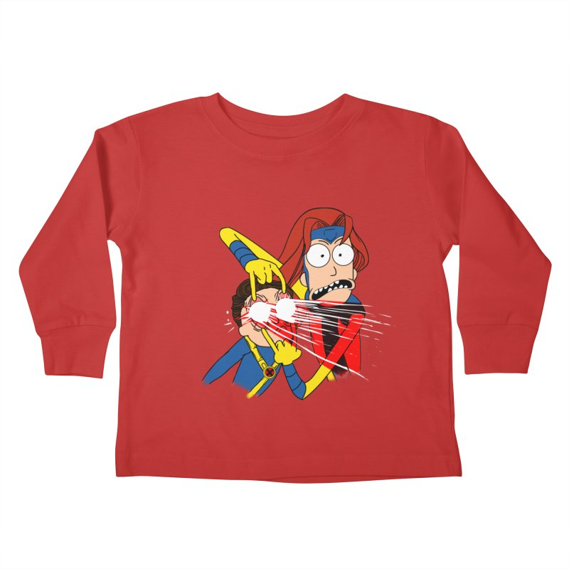 SCOOOOTT Kids Toddler Longsleeve T-Shirt by samuelrd's Shop