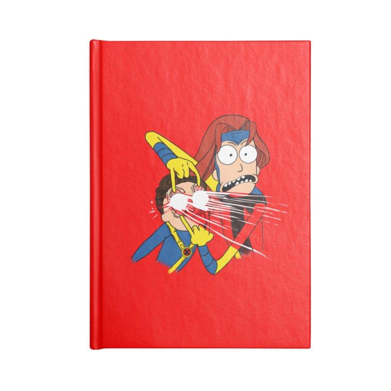 SCOOOOTT Accessories Notebook by samuelrd's Shop