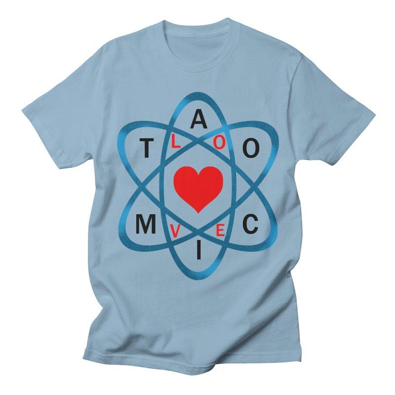 AtomicLove Men's T-Shirt by samuelrd's Shop