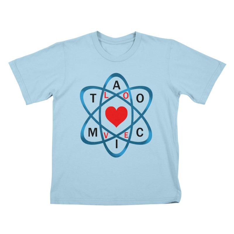 AtomicLove Kids T-Shirt by samuelrd's Shop