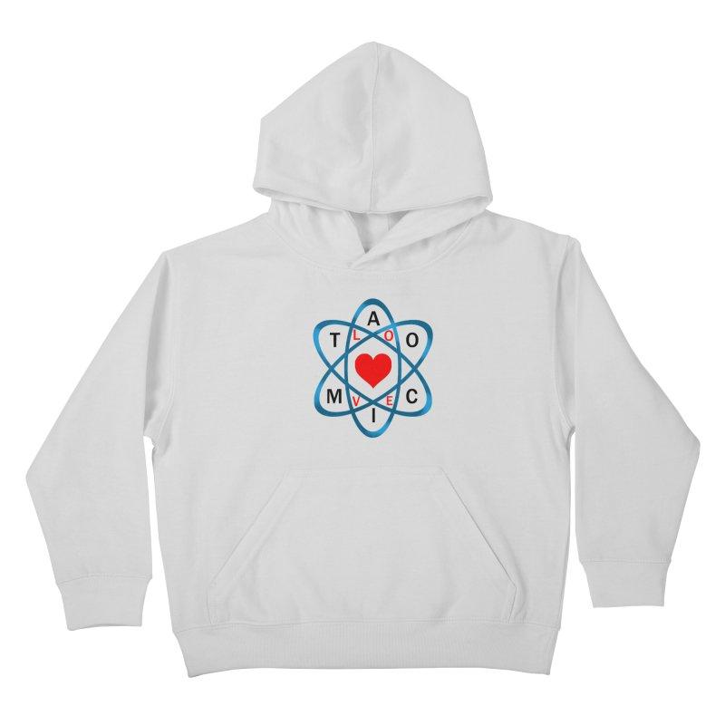 AtomicLove Kids Pullover Hoody by samuelrd's Shop