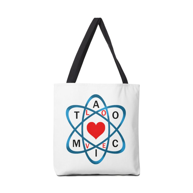 AtomicLove Accessories Bag by samuelrd's Shop