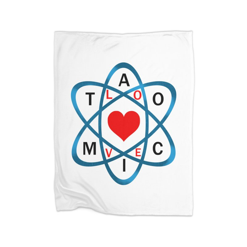 AtomicLove Home Blanket by samuelrd's Shop