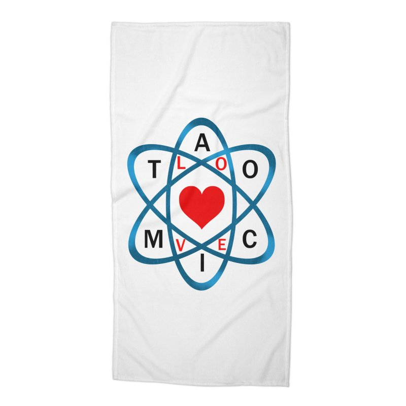 AtomicLove Accessories Beach Towel by samuelrd's Shop