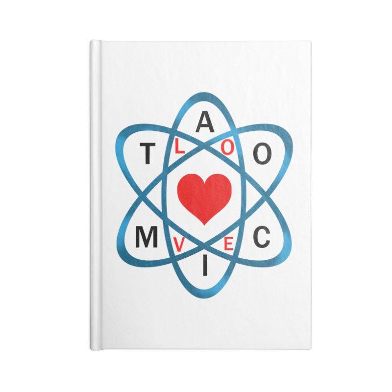 AtomicLove Accessories Notebook by samuelrd's Shop