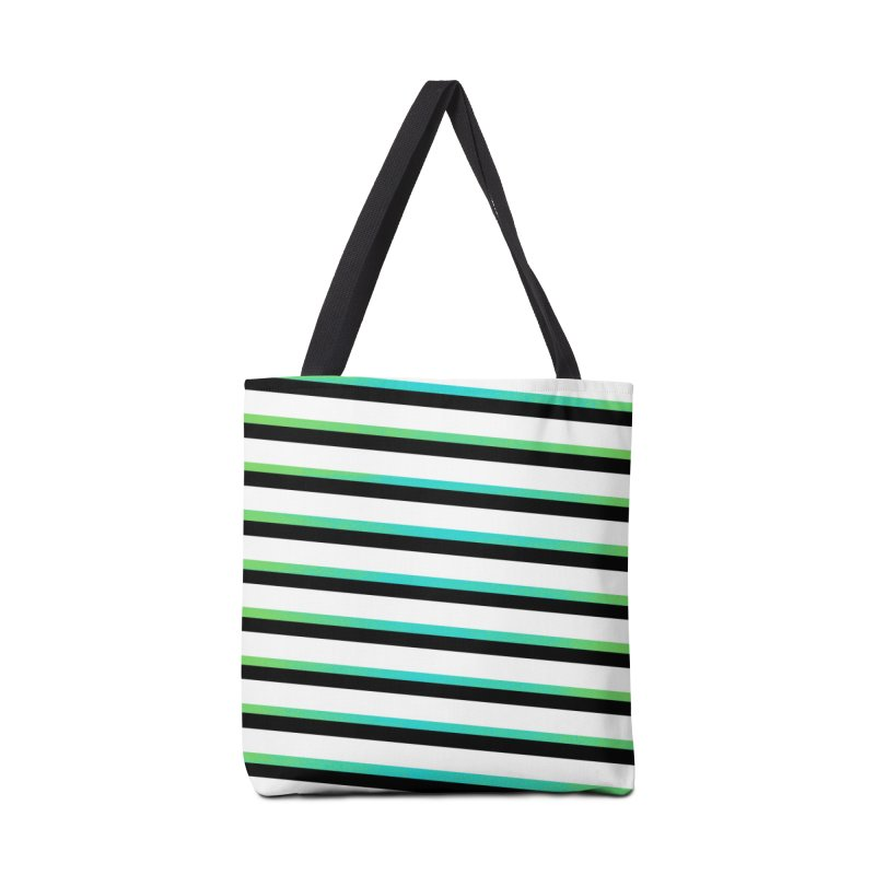 Colorful Pattern Accessories Bag by samuelrd's Shop