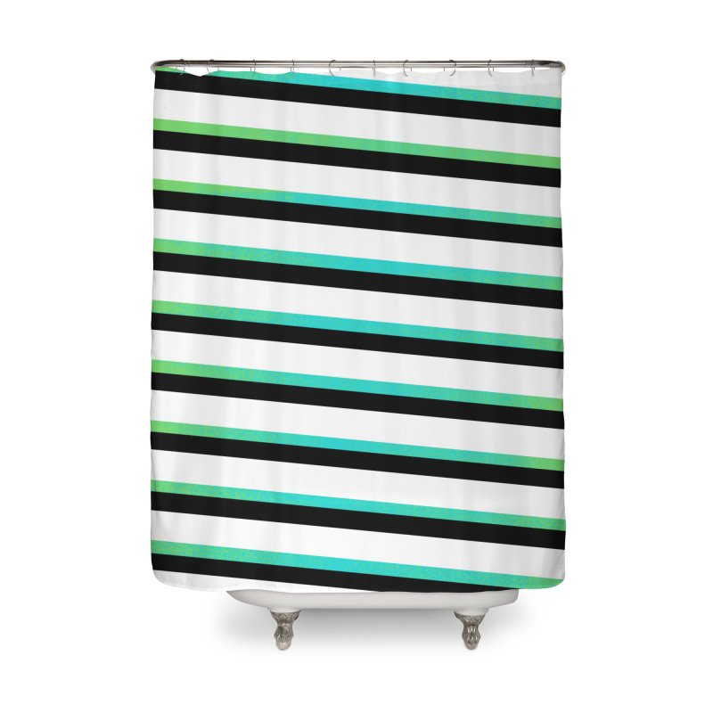 Colorful Pattern Home Shower Curtain by samuelrd's Shop