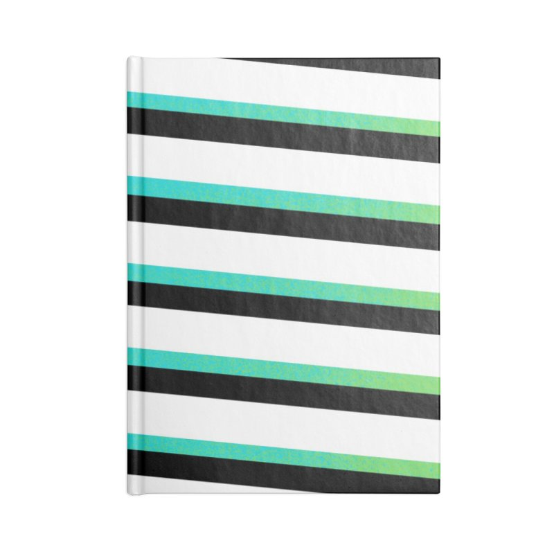 Colorful Pattern Accessories Notebook by samuelrd's Shop