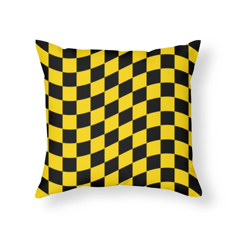 Random Chess Home Throw Pillow by samuelrd's Shop