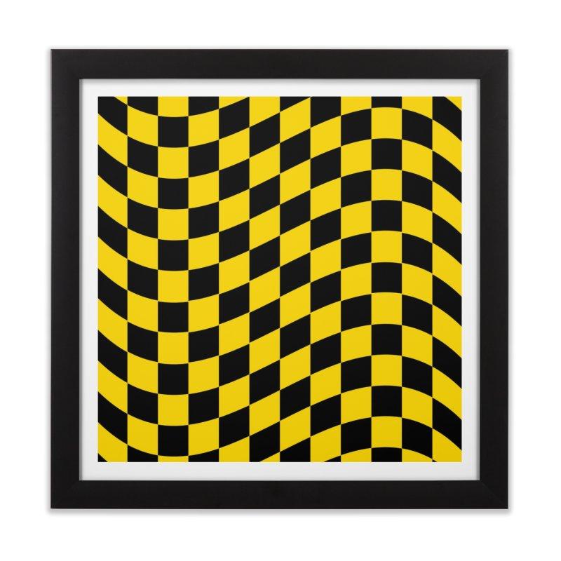Random Chess Home Framed Fine Art Print by samuelrd's Shop