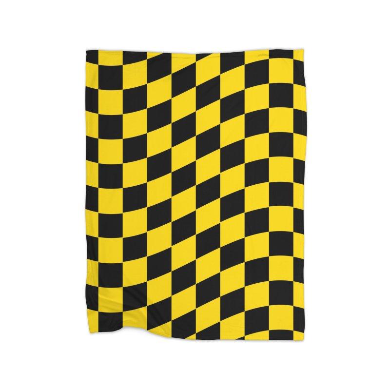 Random Chess Home Blanket by samuelrd's Shop