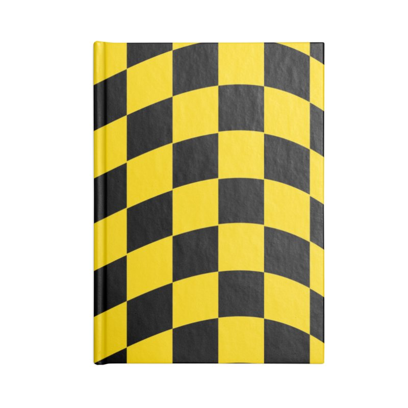 Random Chess Accessories Notebook by samuelrd's Shop