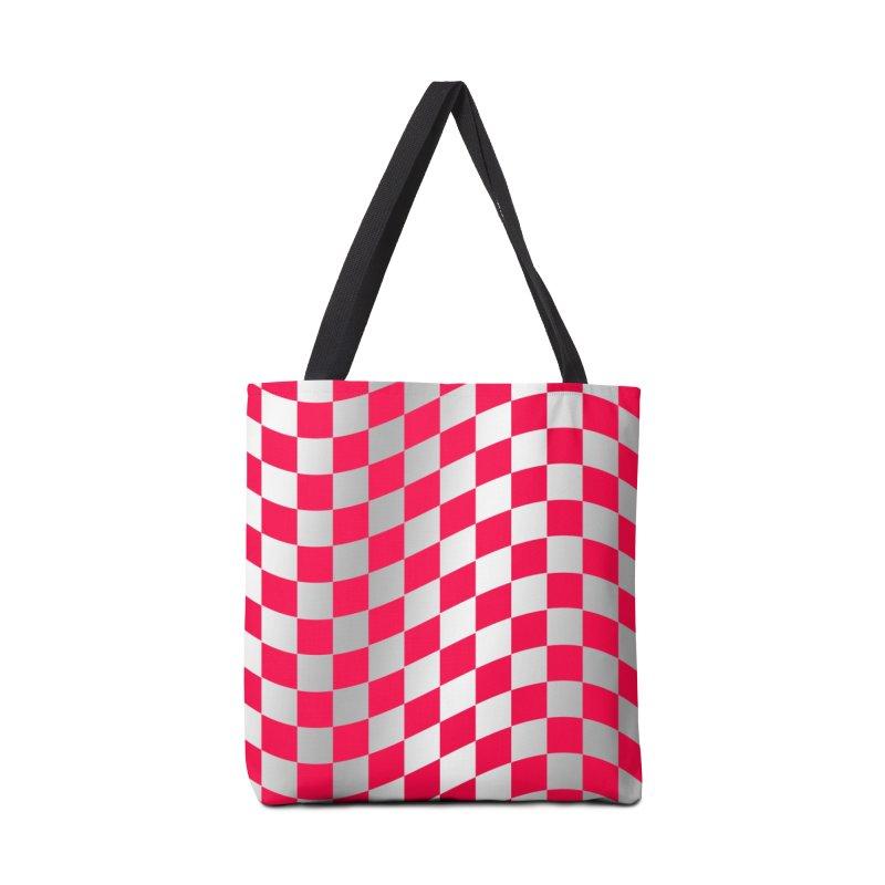 Random Pink Chess Accessories Bag by samuelrd's Shop