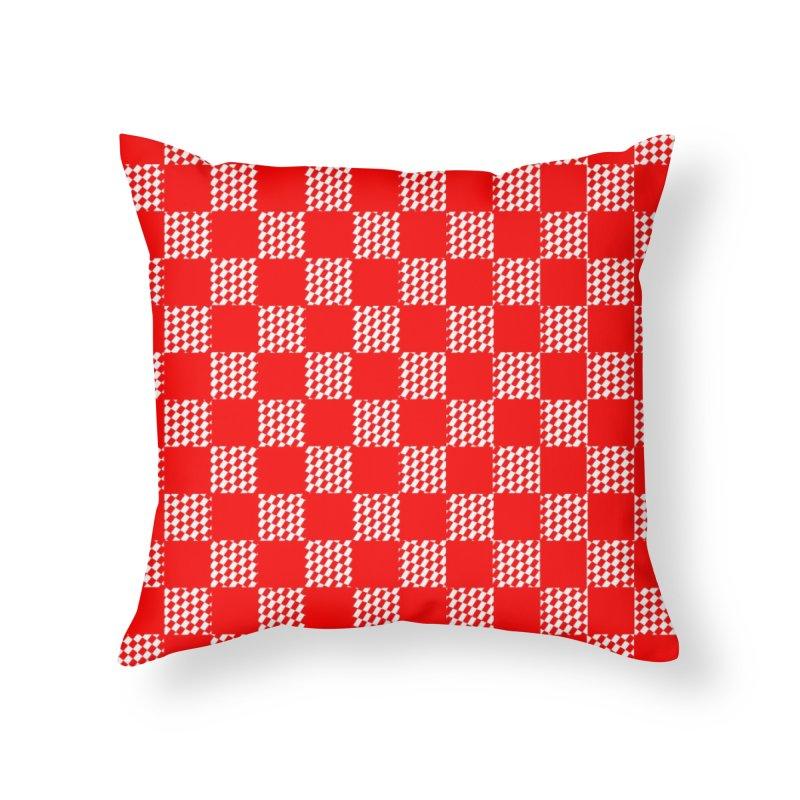 Croatia Home Throw Pillow by samuelrd's Shop