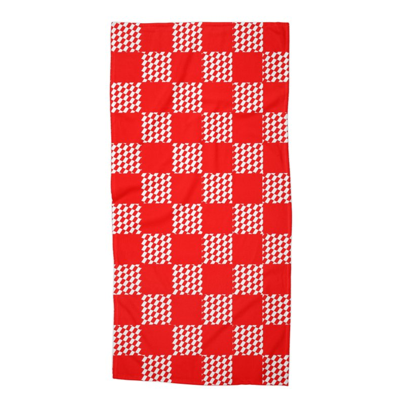 Croatia Accessories Beach Towel by samuelrd's Shop