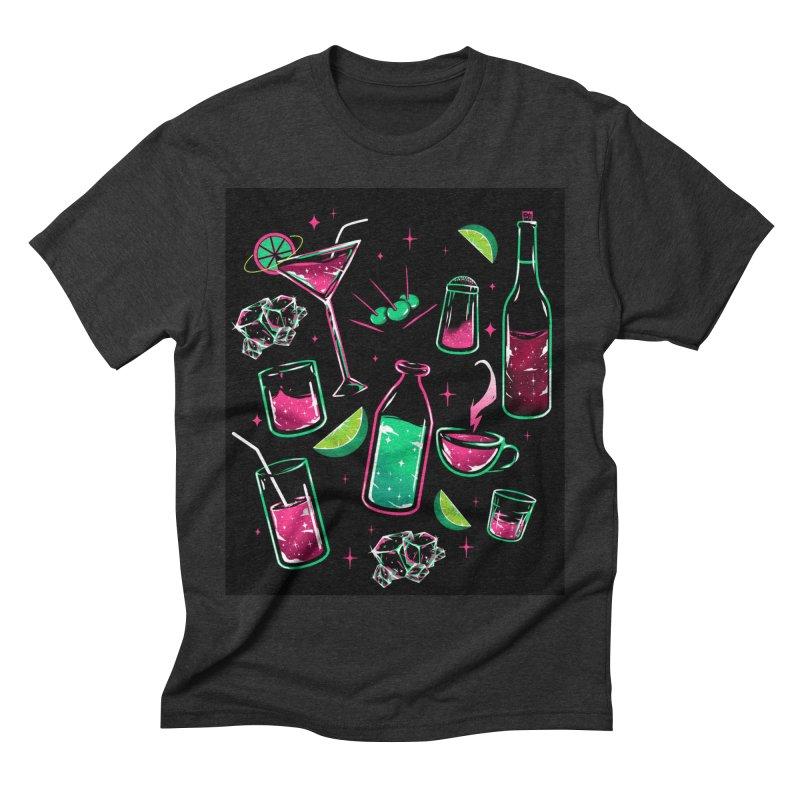 Drinks Men's Triblend T-Shirt by samuelrd's Shop