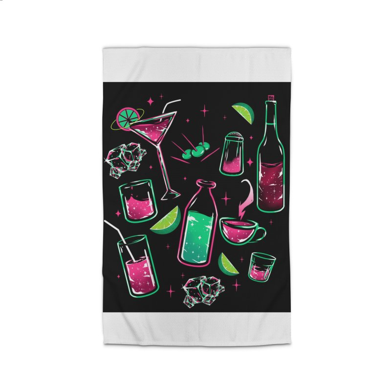 Drinks Home Rug by samuelrd's Shop