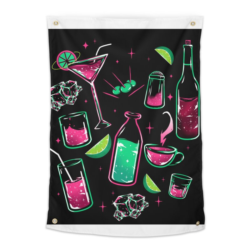 Drinks Home Tapestry by samuelrd's Shop