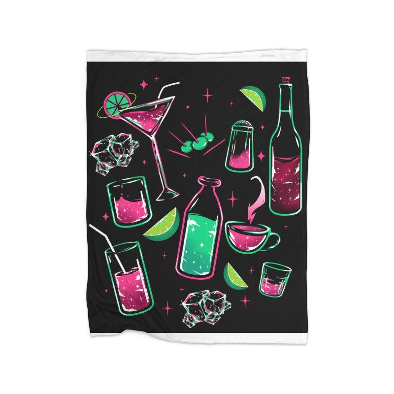 Drinks Home Blanket by samuelrd's Shop