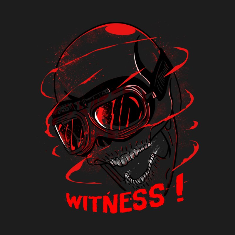 Witness ! Men's V-Neck by samuelrd's Shop