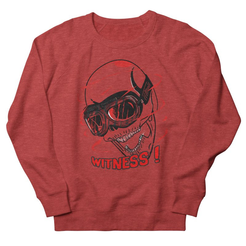 Witness ! Women's Sweatshirt by samuelrd's Shop