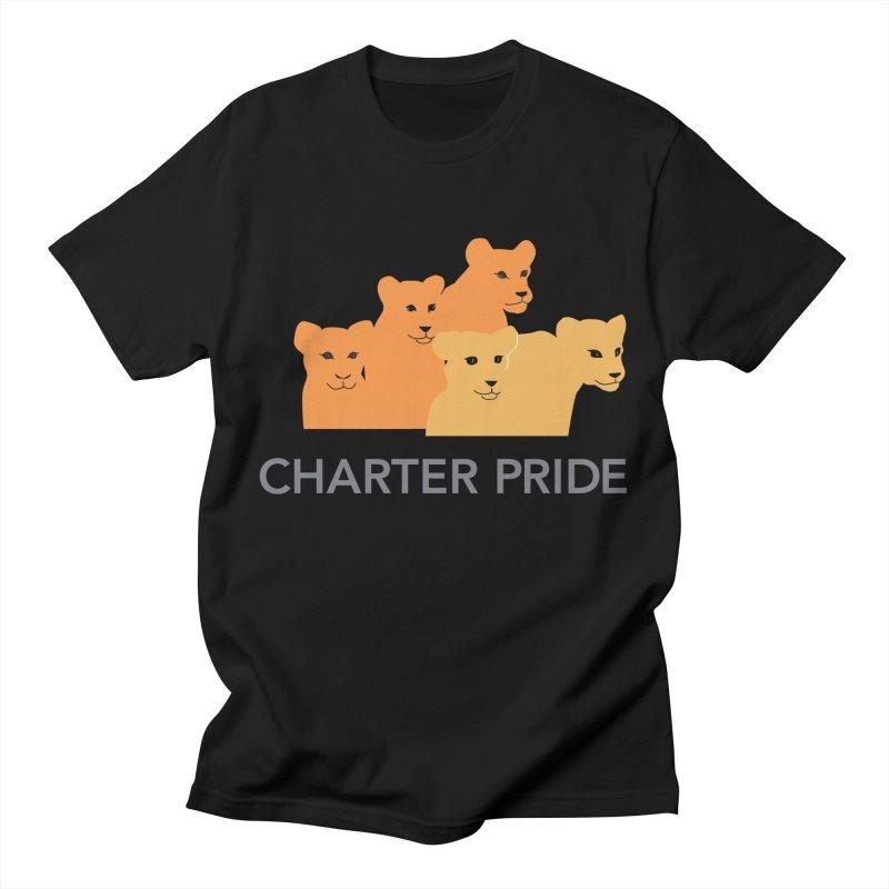 Charter Pride Men's T-Shirt by San Carlos Charter Spirit Store