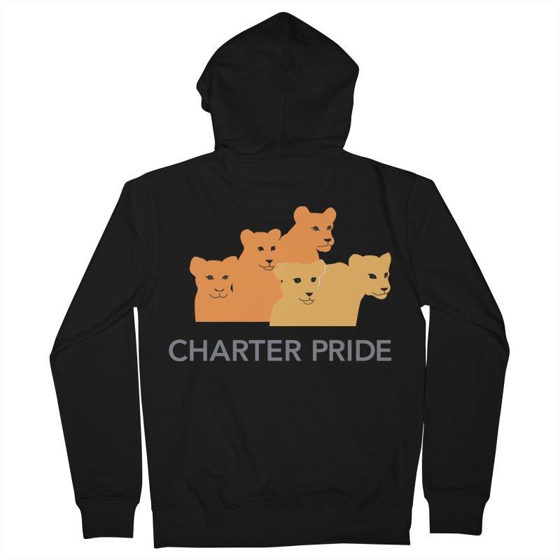 Charter Pride Women's Zip-Up Hoody by San Carlos Charter Spirit Store