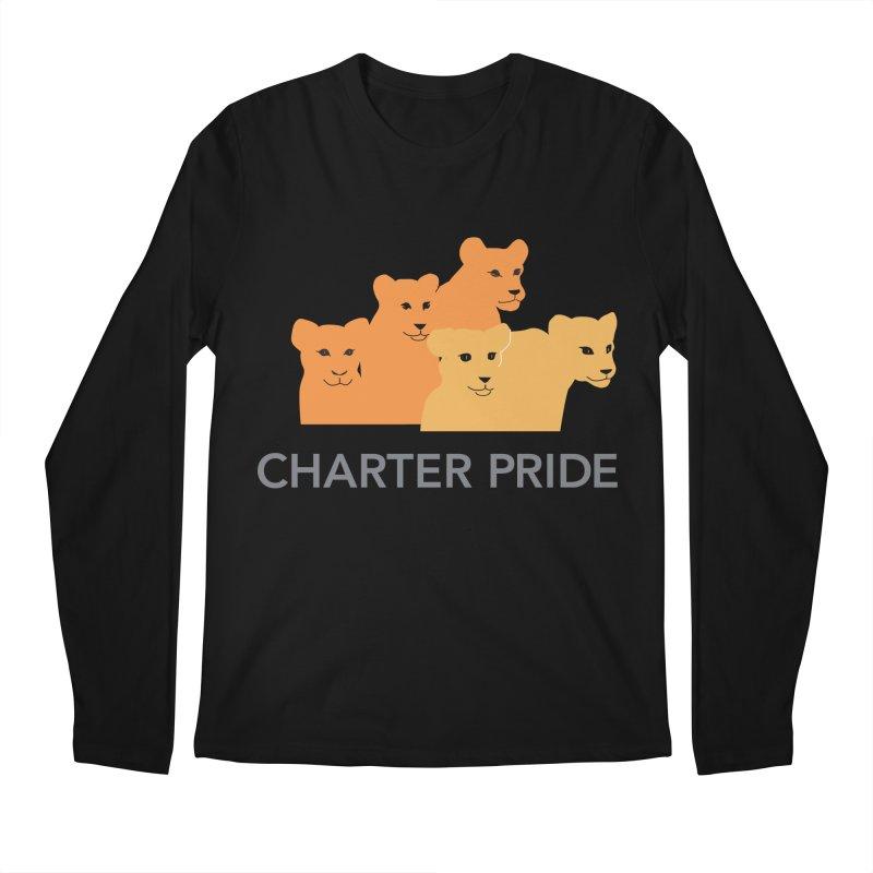 Charter Pride Men's Longsleeve T-Shirt by San Carlos Charter Spirit Store