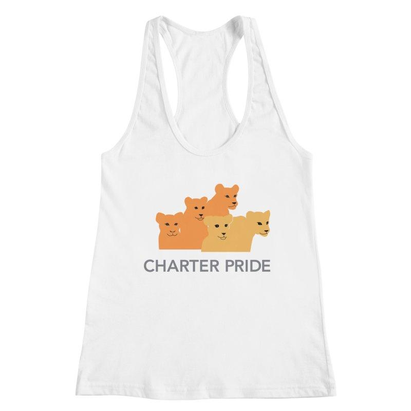Charter Pride Women's Tank by San Carlos Charter Spirit Store