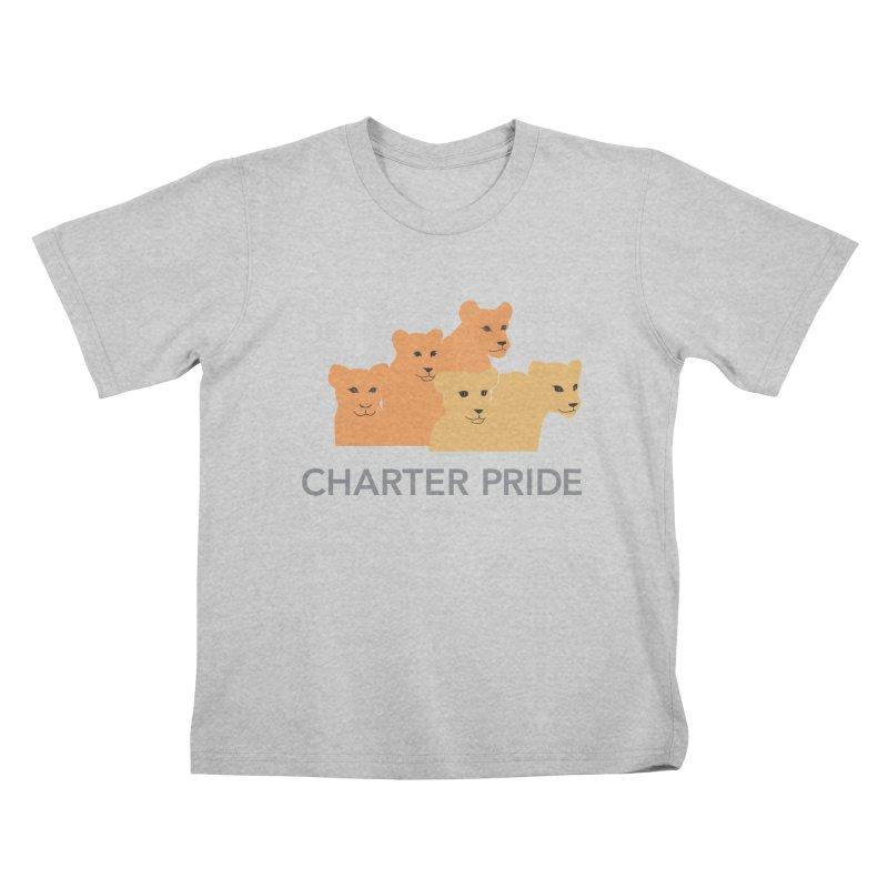 Charter Pride Kids T-Shirt by San Carlos Charter Spirit Store