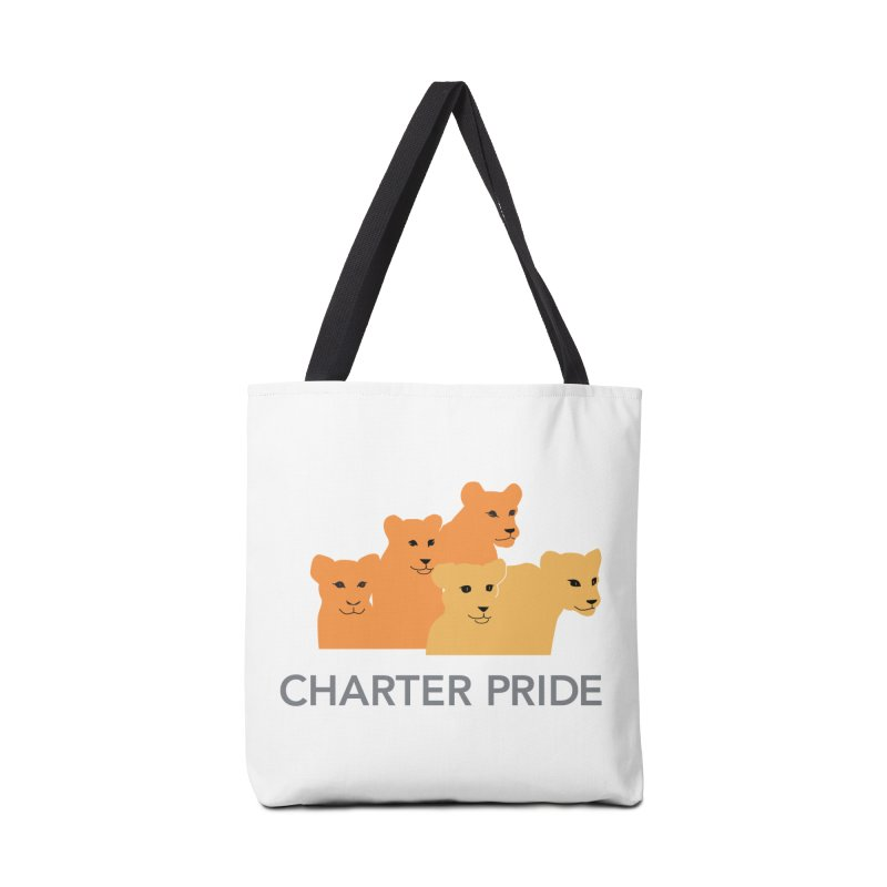 Charter Pride Accessories Bag by San Carlos Charter Spirit Store
