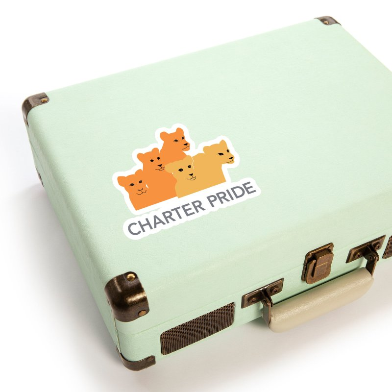 Charter Pride Accessories Sticker by San Carlos Charter Spirit Store