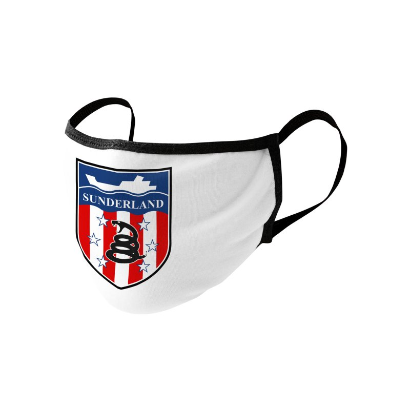 Sons of Liberty SAFC Accessories Face Mask by Sanctuary Sports LLC