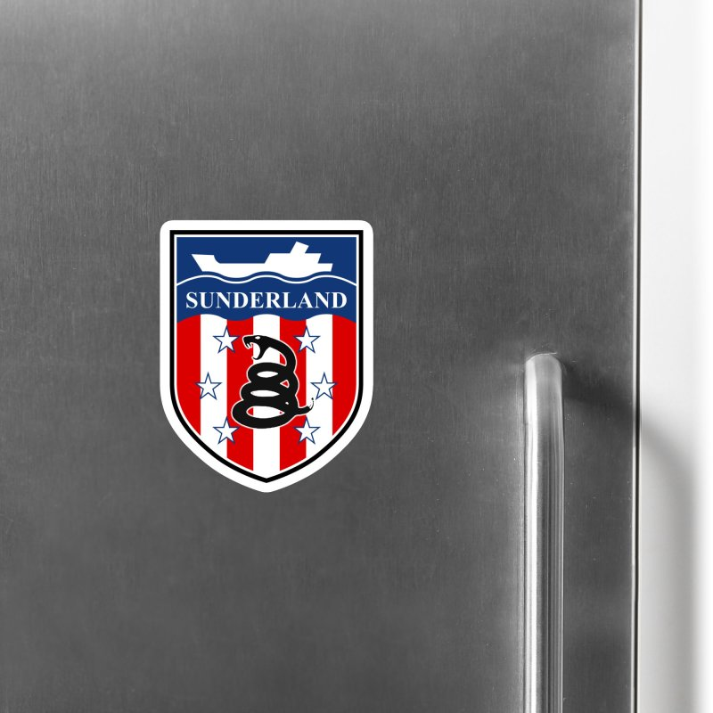Sons of Liberty SAFC Accessories Magnet by Sanctuary Sports LLC